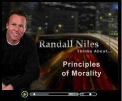 Moral Ethics - Watch this short video clip